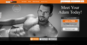 Gay hookup site adam4adam