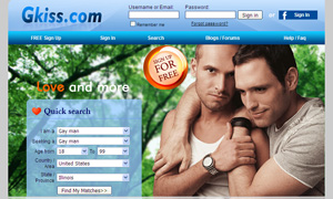 Give it a try 5 Gkiss Gay dating site for finding love
